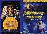 Disney Halloween Magic Triple Feature Halloweentown 1 +2 & Hocus Pocus Creepy witches...