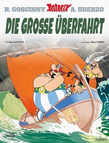 Asterix 22: Die große Überfahrt
