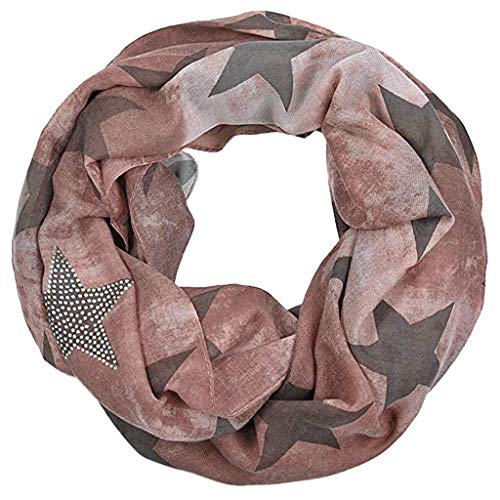 Buy Cheap ZOMUSAR Women Fashion Winter Star Scarf Outerwear Keeping Warm Scarf Neckerchief