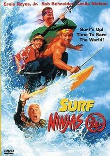 Surf Ninjas [Reino Unido] [DVD]