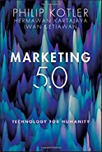 Marketing 5.0: Technology for Humanity