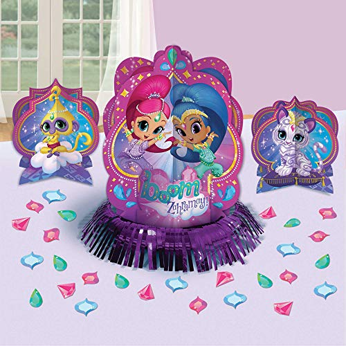 Amscan 281653 Shimmer and Shine Bir…