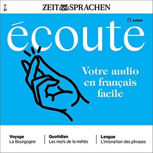Écoute Audio - Votre audio en français facile. 4/2021 Titelbild