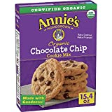 CERTIFIED ORGANIC: Chocolate chip cookie mix is made of certified organic ingredients grown without persistent pesticides. MADE WITH GOODNESS: No Artificial Flavors, Synthetic Colors or Preservatives UNBLEACHED FLOWER: Chocolate chip cookie mix is ma...
