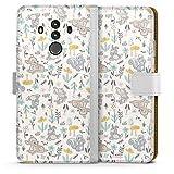 DeinDesign Étui Compatible avec Huawei Mate 10 Pro Étui Folio Étui magnétique Produit sous...