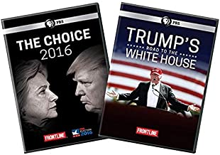 PBS Frontline President Donald Trump DVD Collection: The Choice 2016 / Trump's Road to the White House