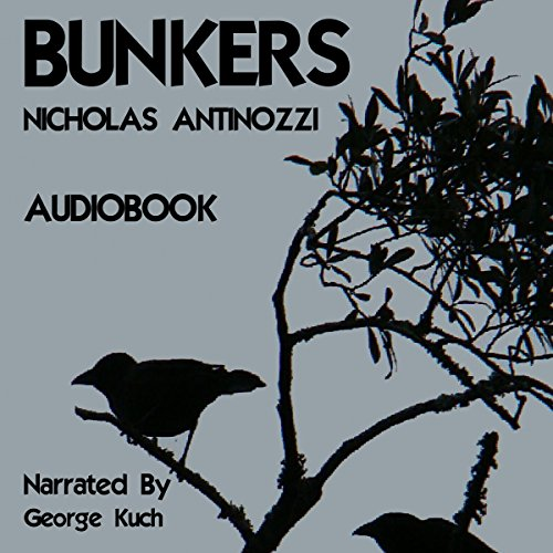Bunkers audiobook cover art