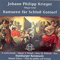 Krieger: Cantatas