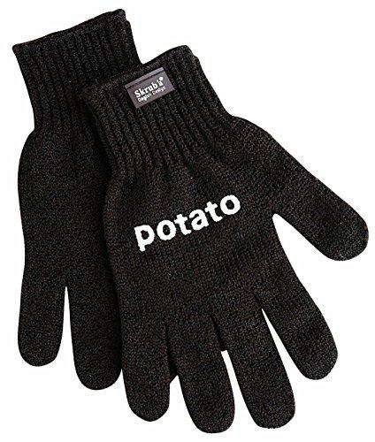 Eddingtons Skrub'a Guanti per patate