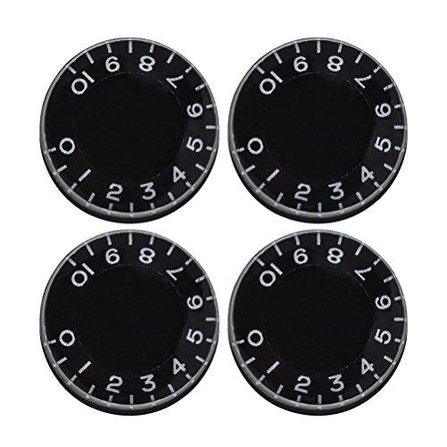 rosenice 4pcs botones de Control de velocidad Mandos de tono de volumen...