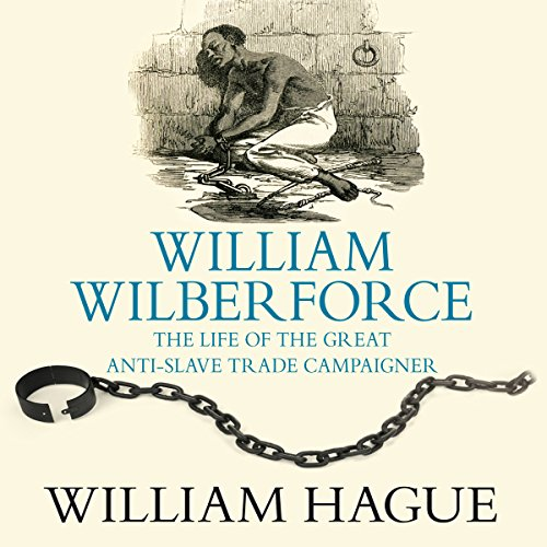 William Wilberforce audiobook cover art