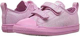 Kids' Chuck Taylor All Star 2v Low Top Sneaker (6 M US Toddler, Light Orchid)