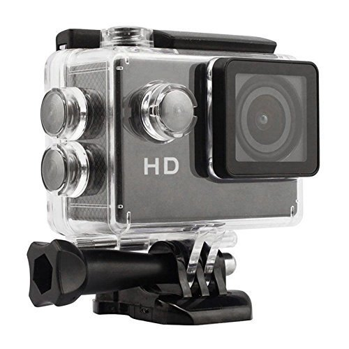 [Prime] Fixing.DIY Black 12MP Full HD 1080P Bicycle Motorcycle Ski Helmet Sports DV Action Waterproof Car Video Camera SJ4000