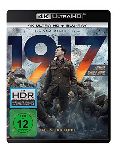 1917 (4K Ultra HD) (+ Blu-ray 2D)