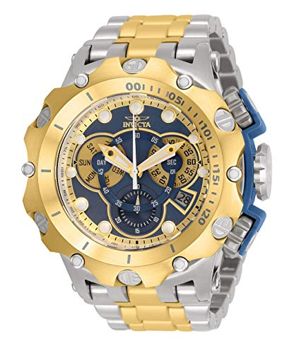 Invicta Venom 32763 - Reloj de pulsera para hombre (cuarzo, cronógrafo, 51 mm)