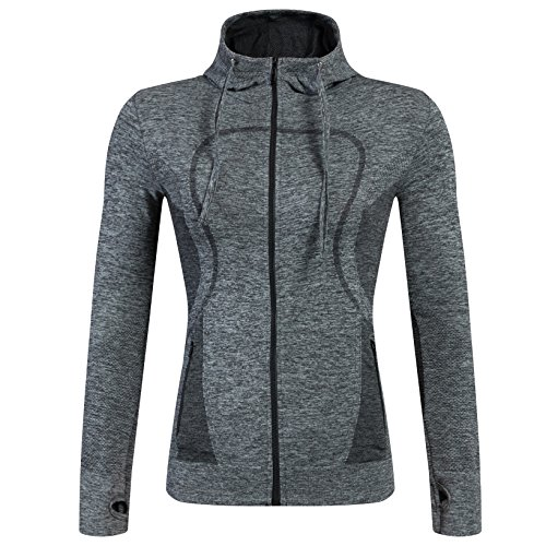 Selighting Chaqueta Deporte Mujer Running Tops Chicas