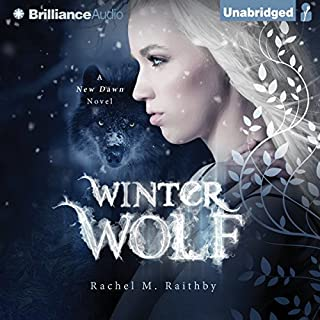 Winter Wolf                   By:                                                                                                                                 Rachel M. Raithby                               Narrated by:                                                                                                                                 Lauren Ezzo                      Length: 7 hrs and 29 mins     419 ratings     Overall 4.1