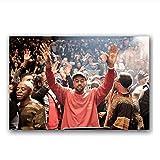 Suuyar Kanye West Musik Sänger Rapper Poster Wandkunst