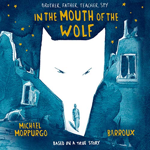 In the Mouth of the Wolf audiobook cover art