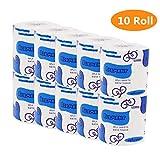 Ultra GentleCare Toilet Paper, 4-Ply Standard Rolls...
