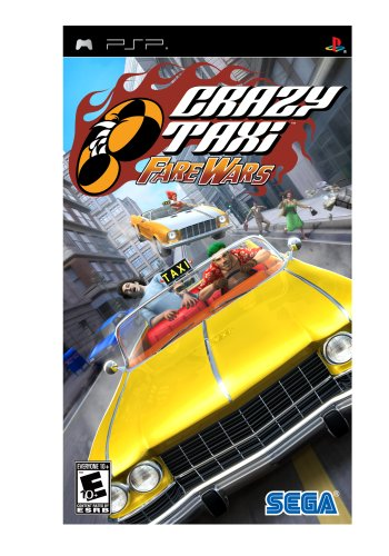 Crazy Taxi: Fare Wars(輸入版)