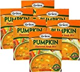 Grace Pumpkin Soup 1.59 oz pack of 6