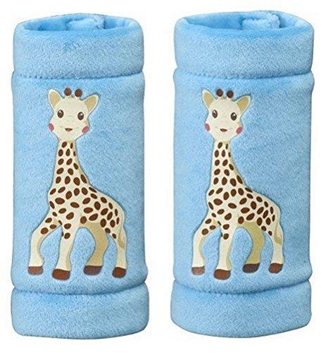 Vulli Sécurité Auto - Protège Enrouleurs Sophie la Girafe - Lot de 2