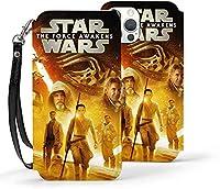 スターウォーズ Star Wars iPhone 12 ケース シリーズ 手帳型 カード収納 Qi充電対応 横置き機能 高級PU レザー カバー 財布型