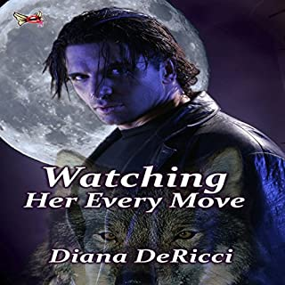 Watching Her Every Move audiobook cover art