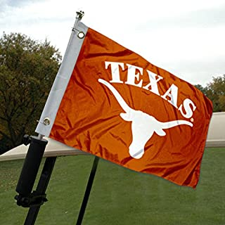 College Flags & Banners Co. University of Texas Golf Cart and Boat Flag