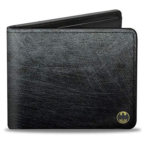 Men's Standard Bifold Wallet Batman