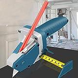 Ezeruier Artefacto de corte de placa de yeso, herramienta de corte, herramienta de corte especial, cortador rápido, herramienta de...