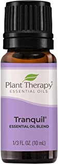 Plant Therapy Tranquil Essential Oil Blend - Stress Relief, Sleep, Peace & Calming Blend 100% Pure, Undiluted, Natural Aro...