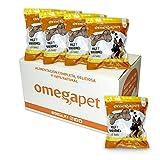 Comida para Perro Natural Barf - Pollo Y BOQUERONES 5Kg (Pack 5 Bolsas de 1Kg) - OMEGAPET