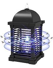 PALONE Bug Zapper, wysoka wydajność 4000 V, 20 W UV 2 w 1 wielofunkcyjna lampa do stosowania wewnątrz i na zewnątrz, wodoodporna lampa do zwalczania komarów, osów, muszek domowych itp.