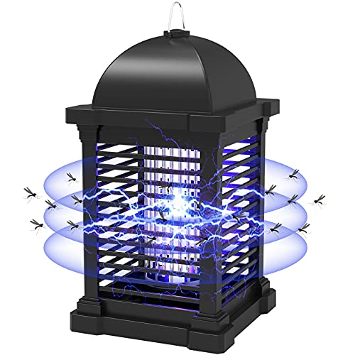 PALONE Lampe Anti Moustique 4300V Tueur dInsectes Électrique