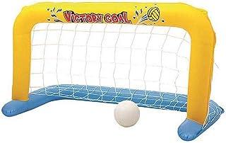 SYXX Objetivo de PVC agua inflable, globo de Niños mano adulta bomba inflable, piscina flotante marinero se dirigen a niños de Net juguetes for la piscina, verano de natación for deportes acuáticos Ju