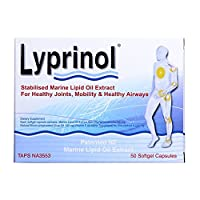 Lyprinol 50 caps [並行輸入品]