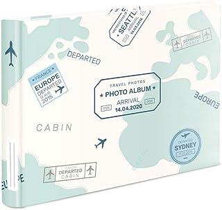 Home Gadgets Album de Fotos 20 Paginas Adhesivo Travel 29 cm