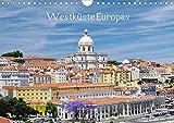 Westküste Europas (Wandkalender 2021 DIN A4 quer)