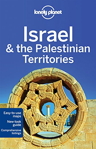 Israel & The Palestinian Territories 8 (Country Regional Guides)