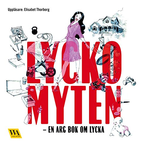Lyckomyten audiobook cover art
