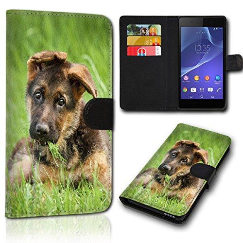 sw-mobile-shop Book Style ZTE Blade V6 Tasche Flip Brieftasche Handy Hülle Kartenfächer für ZTE Blade V6 - Design Flip SVH1225