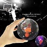 Uyuke Mini Palm Handball Basketball Jeu de Tir Balle Jouets Jouets Sonores Légers Jeux de Puzzle pour Enfants Adulte