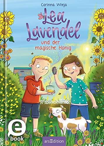 Lea Lavendel und der magische Honig (Lea Lavendel 2)
