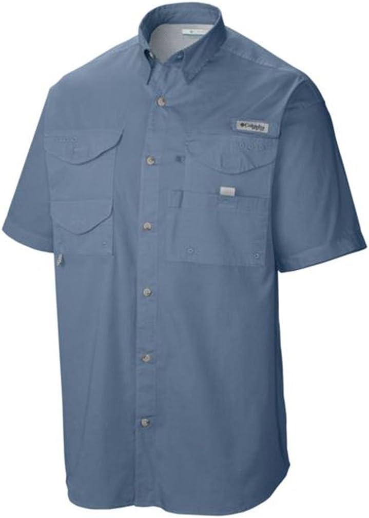 Columbia Sportswear Big Sacramento Mall New product! New type and Tall Bonehead Short Da Shirt Sleeve