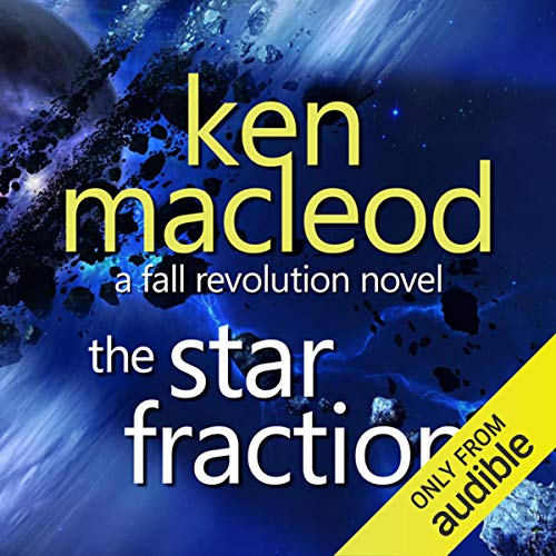 The Star Fraction audiobook cover art