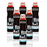 Desodorante antitranspirante L'Oréal Men Expert Carbon Protect 48...