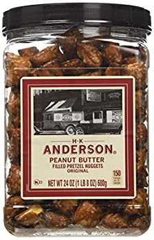Anderson Bakery Peanut Butter Nuggets Pretzel 24-oz.