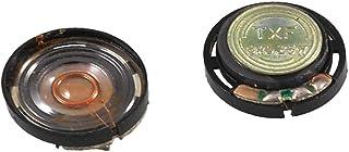 جديد Lon0167 2 × مميز 0.8i_n قطر دائري الكفاءة الموثوقة رفيع 8 أوم 0.25W (الهوية: 4a8 97 44 6a1)